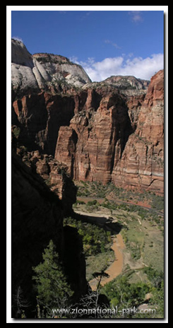 Zion's East Rim Trail