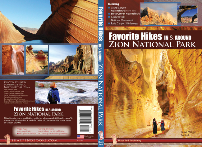 Favorite Hikes in and near Zion National Park